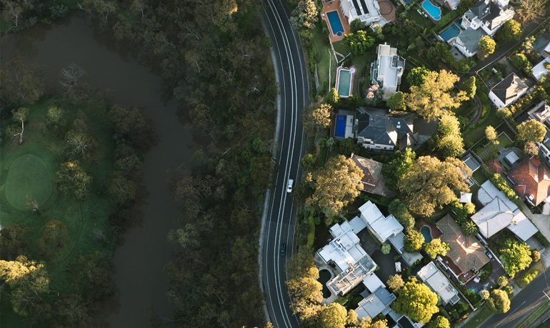 Australian Cities see Substantial Gains over the past two decades
